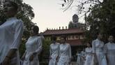 Nantinya patung tersebut akan menjadi ikonwisata religi di Vietnam.