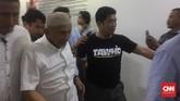 Dipanggil Mangkir, Amien Rais Pilih Besuk Eggi Bareng Prabowo