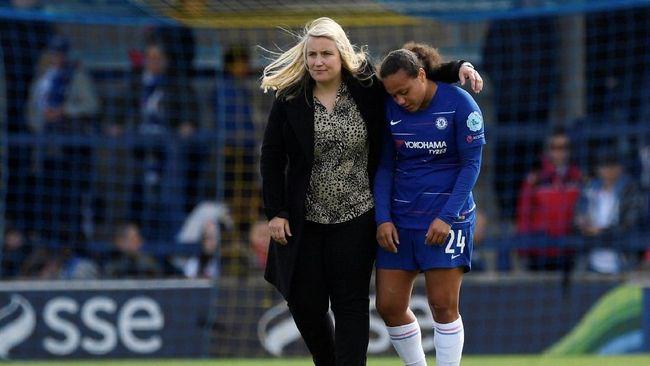 Pelatih Wanita Diklaim Bakal Gantikan Sarri di Chelsea