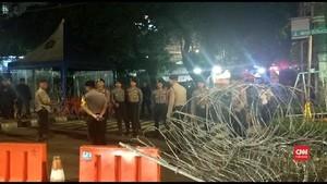 VIDEO: Rekapitulasi Hampir Selesai, Area KPU Disterilisasi