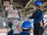 Perusahaan Jepang Caplok 15% Saham Anak Usaha Semen Indonesia