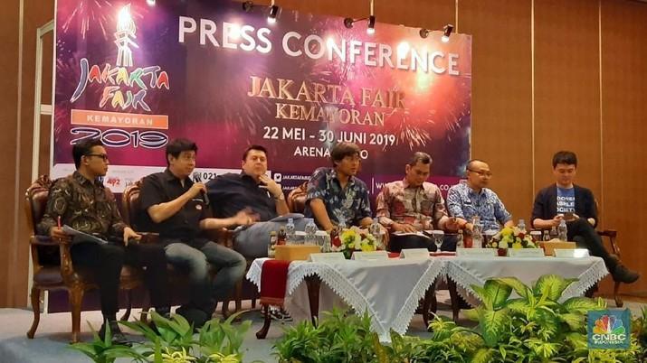 Jangan lupa, di 22 Mei 2019 gelaran Jakarta Fair mulai dibuka. Jadi, bukan cuma ada demo di Jakarta