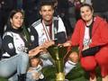 Sarri Bakal Bantu Ronaldo Pecahkan Rekor Baru di Juventus