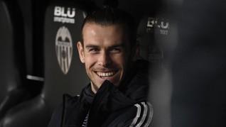 Dapat Rp276 Miliar per Tahun, Bale Siap Jadi Cadangan Madrid