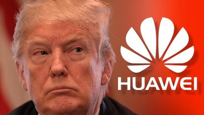 Huawei Technologies melaporkan perlambatan pertumbuhan laba pada 2019 sebagai dampak dari Presiden AS Donald Trump memasukkan perusahaan China ini ke blacklist.