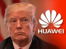 Saat Donald Trump tidak Berdaya di Hadapan Huawei