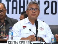 Dinyatakan Negatif Corona, Arief Budiman Jabat Ketua KPU Lagi