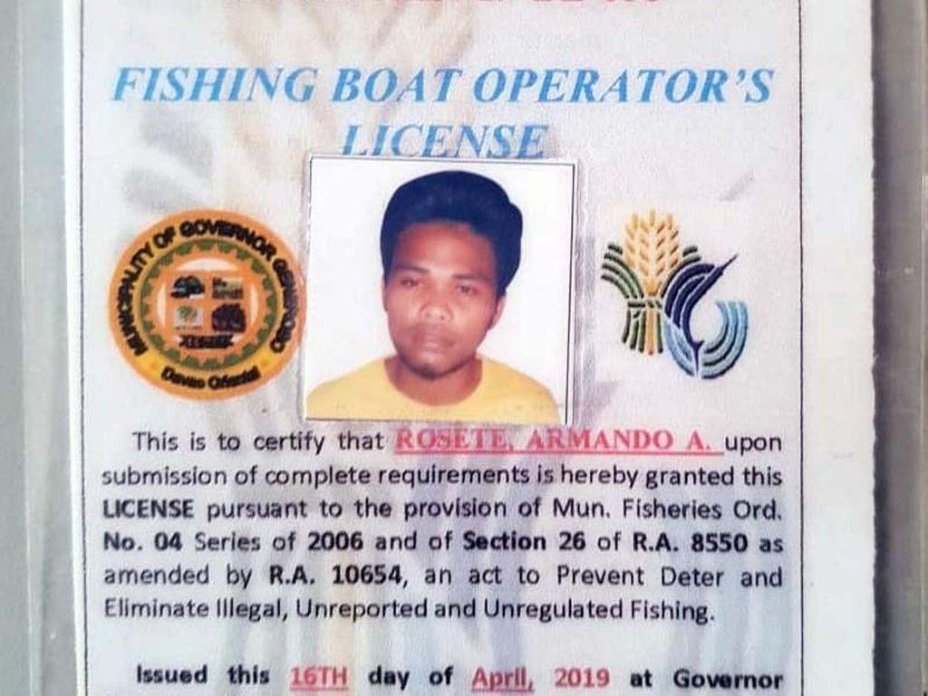 Pelanggaran yang dilakukan kapal ini adalah menangkap ikan di WPP-NRI tanpa dilengkapi dokumen izin dan dikategorikan melakukan illegal fishing. Pool/Kementerian Kelautan dan Perikanan.