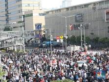 Demo Tolak Hasil Pilpres 2019, JK: Tidak Selesaikan Persoalan