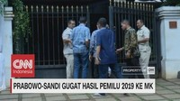 VIDEO: Prabowo-Sandi Gugat Hasil Pemilu 2019 ke MK