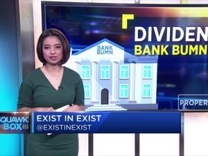 Guyuran Dividen Bank BUMN