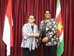 Ke Suriname, RI Incar Proyek Infrastruktur & Bank Syariah