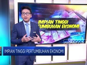 Impian Tinggi Pertumbuhan Ekonomi