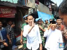 Jokowi, Rekor Buruk Defisit Dagang, dan Perombakan Kabinet