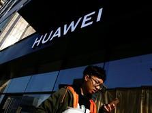 Kejutan! Ini Perangkat Huawei Pertama yang Pakai OS HongMeng