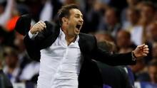 Lampard Bantah Ditekan Petinggi Chelsea Tak Mainkan Kepa