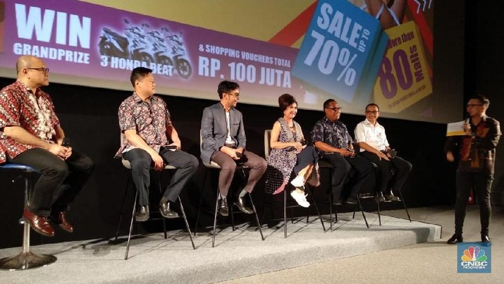 Jakarta Great Sale bakal dimulai 25 Mei mendatang