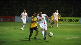 Klasemen Liga 1 2019 Setelah Persija Diimbangi Barito