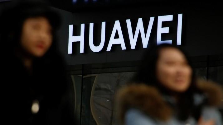 AS Dikabarkan Desak Korea Selatan untuk Ikut Blokir Huawei