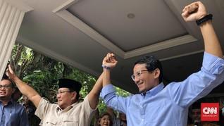 TKN Dukung 1.000 Persen Prabowo Gugat Hasil Pilpres ke MK