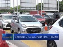 Pemerintah Sediakan Layanan Uang Elektronik di Rest Area