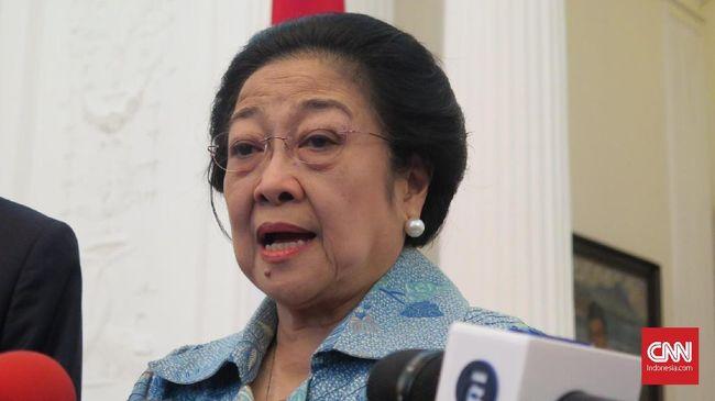 PDIP Bantah Isu Megawati Mundur dari Ketum Lewat Kongres