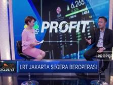LRT Incar Pendapatan Iklan dan Tenant