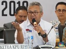 Ketua KPU : Tak Puas Hasil Pilpres 2019, Adukan ke MK