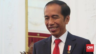 Jokowi: Mari Kita Rajut Persatuan dan Persaudaraan