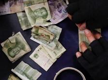 Kurs Yuan China Sentuh Rp 2.054, Terendah Sejak 8 Januari