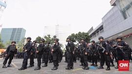 Polri Tetapkan Status Siaga Satu di Jakarta Hingga 25 Mei