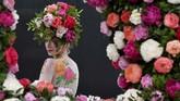 Pameran bunganya sendiri dirancang oleh Kate Middleton dan bekerjasama dengan arsitektur lansekap Andree Davies dan Adam White. (REUTERS/Simon Dawson)