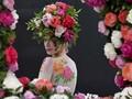FOTO: Inggris Gelar Festival Bunga Paling Bergengsi