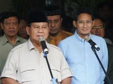 Pesan Prabowo untuk Pendukung 02: Hindari Kekerasan Fisik