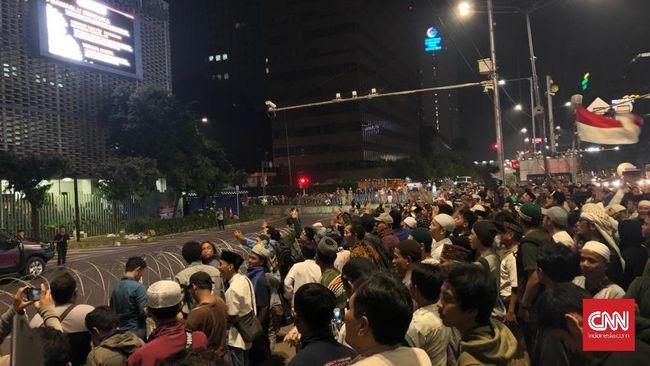 Ombudsman: Polisi Tolak Temuan Maladministrasi Demo 21-23 Mei