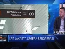 LRT Jakarta bidik 14 Ribu Penumpang Per Hari