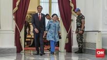 Ketum Partai Koalisi Bergantian Ucapkan Selamat ke Jokowi