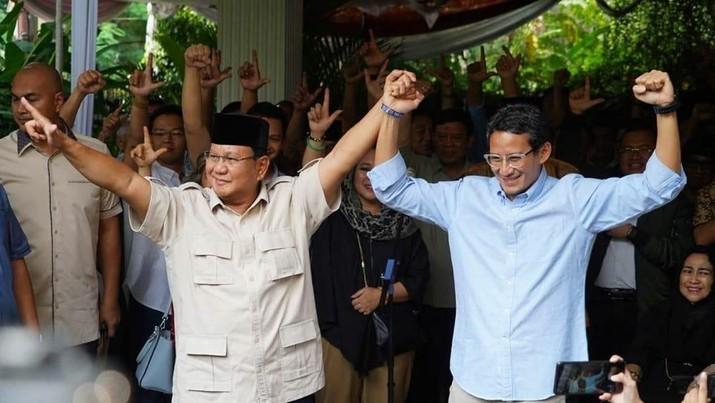 Pesan Prabowo untuk Pendukung 02: Hormati Keputusan MK