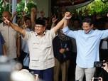 Simak! Gaya Prabowo dan Sandi Saat Tolak Hasil Pilpres 2019