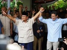 Sidang Perdana 14 Juni, Prabowo Minta Ditetapkan Jadi RI 1