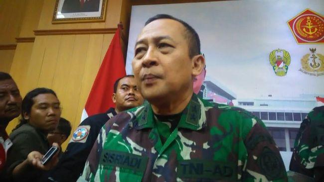 TNI Libatkan BAIS Telusuri Kaitan Enzo dan HTI