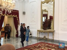 Jokowi Bertemu Megawati di Istana Hari ini, Bahas Apa?