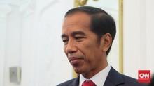 Ada Aksi 22 Mei, Jokowi Jumpa Pers di Istana Merdeka