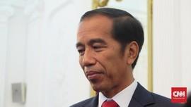 Jokowi Bantah Larang Izin Demo saat Pelantikan Presiden