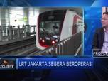 Manajemen Optimistis LRT Jakarta Serap Euforia Masyarakat