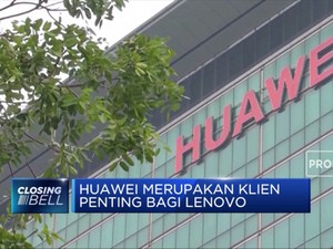 Huawei Merupakan Klien Penting Lenovo