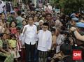 Jokowi: Kita Ingin Tetap Bersahabat dengan Prabowo dan Sandi