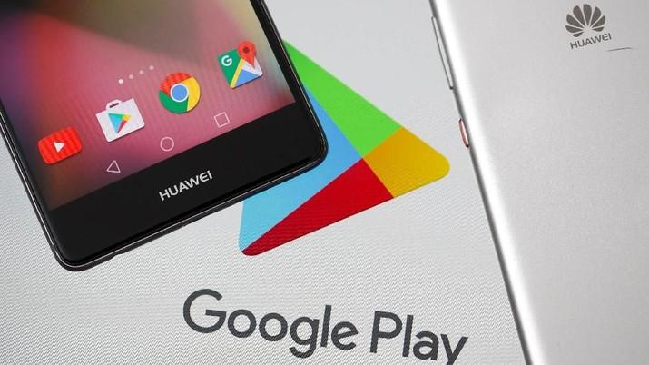 Trump Melunak, Huawei Bisa Pakai Android-Facebook-WhatsApp?