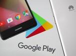 Semua Ponsel Huawei Tak Dapat Update Google Android Lagi?