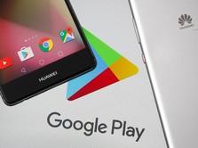 'Diceraikan' Android Google, Huawei Pakai OS Hongmeng?